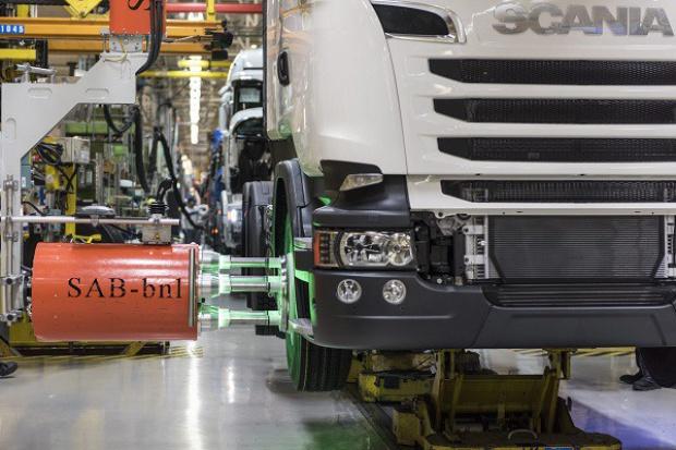 Scania wzmacnia pozycję na rynku europejskim