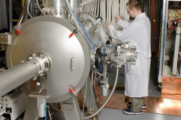 W Świerku wybudowano działo plazmowe nowej generacji