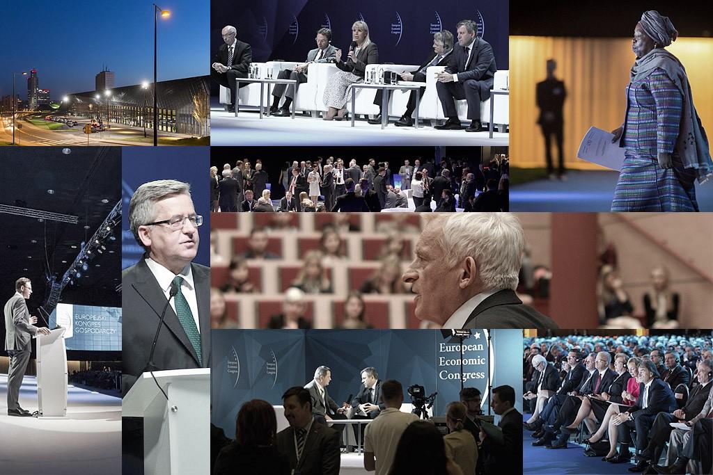 Europejski Kongres Gospodarczy: 50 wybranych kadrów z 10 tysięcy zdjęć|escape