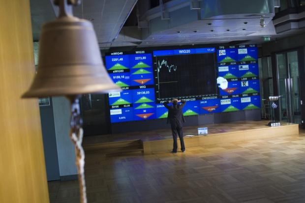 Kadrowe roszady w zarządzie odbiły się na kursie Energi