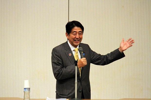 Premier Japonii w USA apeluje o poparcie umowy handlowej TTP