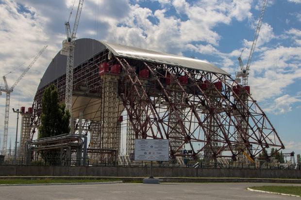 180 mln euro na nowy sarkofag w elektrowni w Czarnobylu
