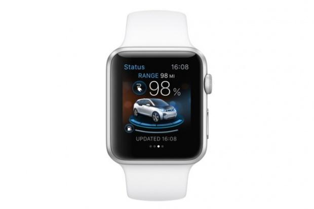BMW i... w zegarku