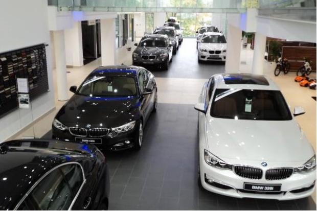 Nowy salon BMW M u stóp  Beskidów