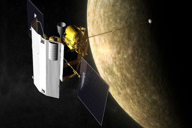 Sonda Messenger zakończyła misję na Merkurym