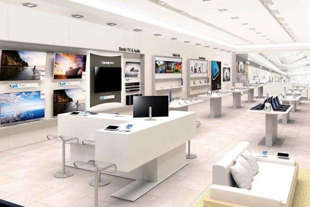 Samsung otwiera na Lotnisku Chopina Brand Store