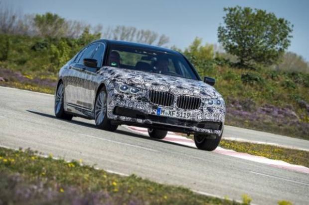 Nowe technologie w nowym BMW serii 7