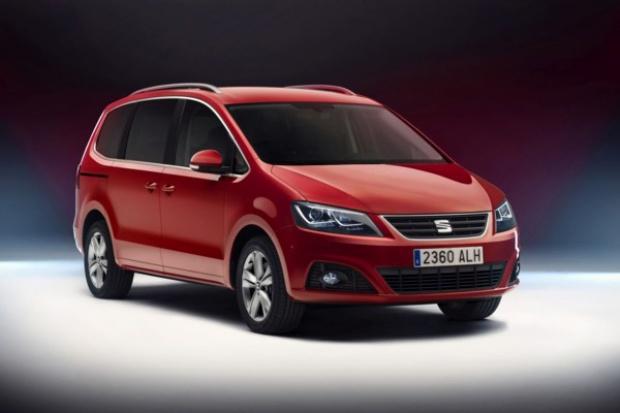 SEAT zapowiada nowa generację vana - Alhambra