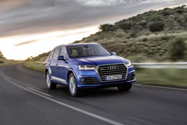 Mocny kwartał Audi