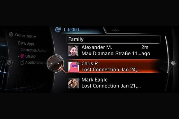 Life360 - wspólna aplikacja BMW i MINI