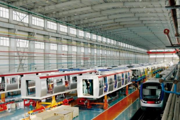 Powstanie chińskiego giganta kolejowego stało się faktem