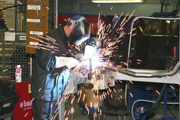 Firma Tenneco otworzyła zakład w Stanowicach