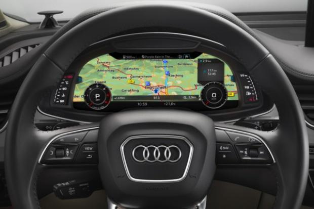 Mapy nawigacyjne wysokiej rozdzielczości a systemy wsparcia kierowcy