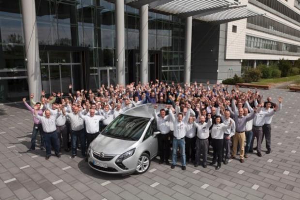 Pół miliarda aut GM w 107 lat