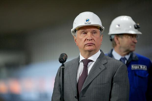 Szef Rosnieftu z kontraktem na kolejne pięć lat