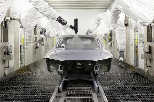 Nowe inwestycje na 20-lecie lakierni Audi