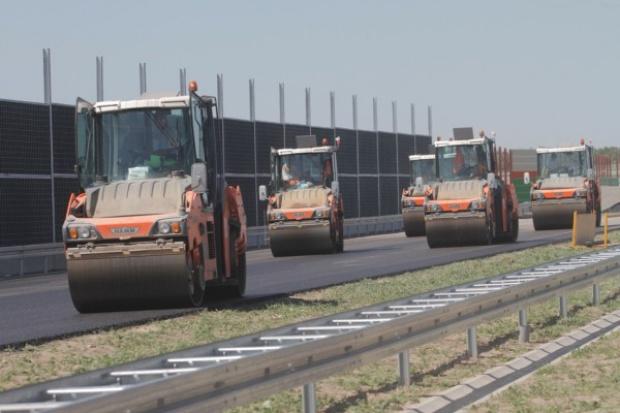 Strabag wygrał przetarg na remont odcinka autostrady A4