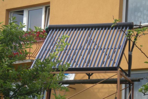 Zanika sprzedaż kolektorów słonecznych osobom fizycznym
