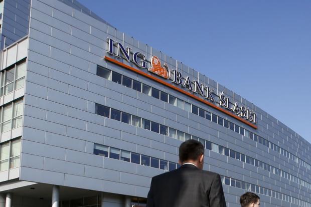 Wzrost zysku ING Banku Śląskiego