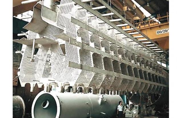 Skraplacze Balcke-Dürr dla turbin parowych nowych bloków 5 i 6 w Elektrowni Opole