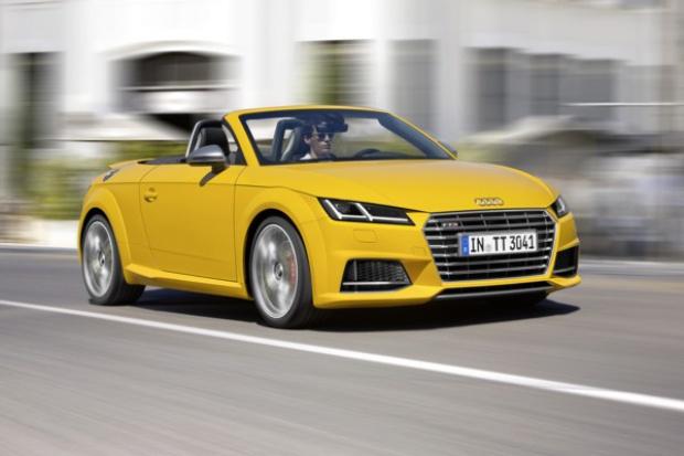 Audi utrzymuje trend wzrostowy
