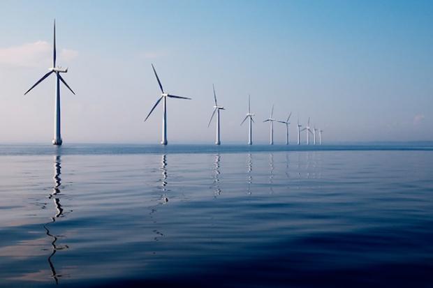 Wiatr decydował o cenach energii w kwietniu