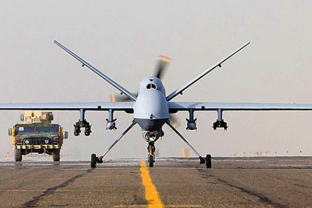Uwaga, lecą drony