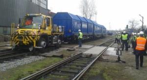 Unimog pociągnie wagony Intercity
