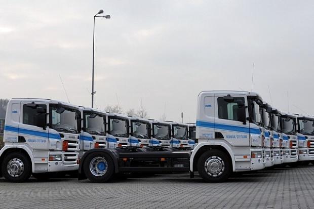 Dwucyfrowe wzrosty na rynku ciężarówek w Polsce