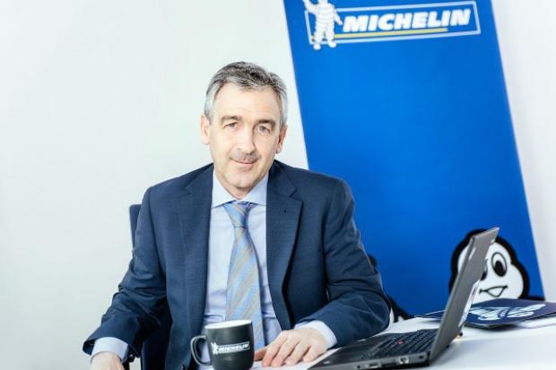 Nowy dyrektor handlowy Michelin na Europę Centralną i Północną