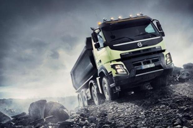 Automatyczny system kontroli trakcji w ciężarowych Volvo