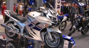 """Rekordowa sprzedaż """"małych"""" motocykli"""