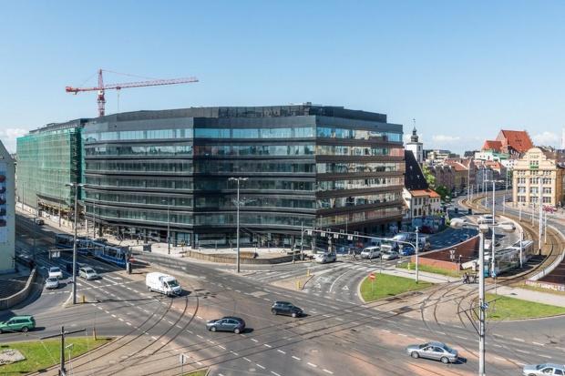 Skanska zakończyła budowę biurowca w centrum Wrocławia