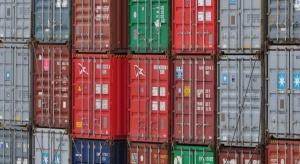 Mniejsze przeładunki kontenerów w rejonie Morza Czarnego