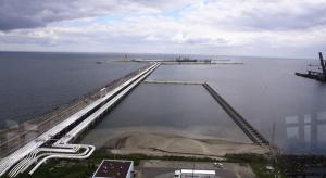 Karpiński: realizacja I etapu Terminalu Naftowego zaawansowana w 67 proc.