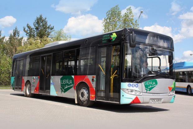Więcej Solarisa na rynku łotewskim