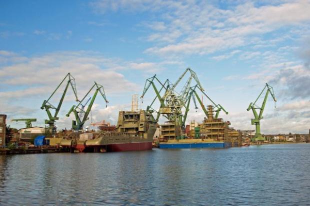 Remontowa Shipbuilding: otwarto nową linię montażu statków