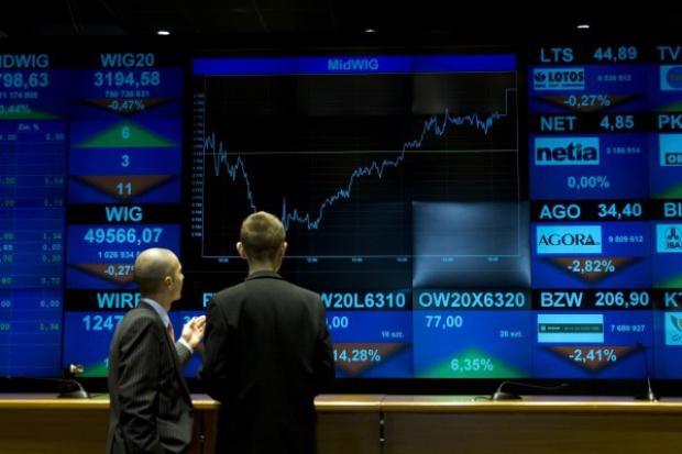 Akcje Banku BGŻ BNP Paribas notowane na GPW
