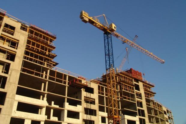 Spadła liczba oddanych do użytku mieszkań