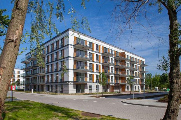 Immofinanz wybudował osiedle w Poznaniu