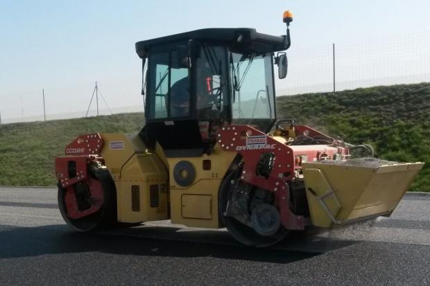 Strabag ma kontrakt na remont odcinka autostrady A4