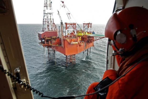 Platforma Lotos Petrobaltic gotowa do wydobycia ze złoża B8