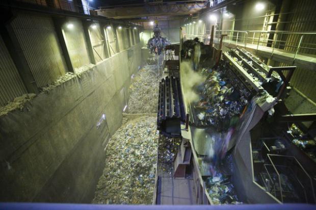 Łódź chce wybudować spalarnię odpadów