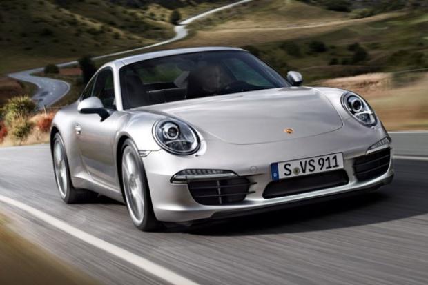 Porsche 911 hybrydą?