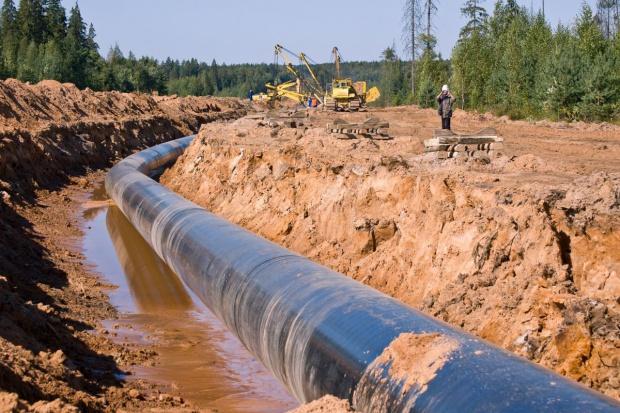 Gazprom traci grunt pod stopami, stąd buduje gazociąg bez umów