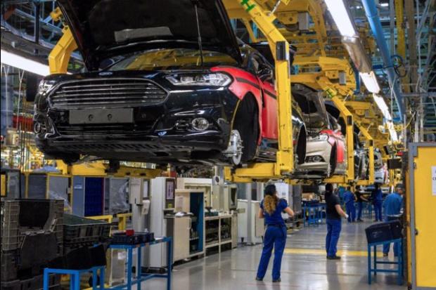 Sześć modeli Forda z Walencji