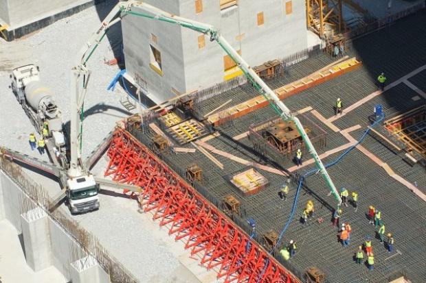 Opole - Kilkadziesiąt rodzajów betonu będzie użytych w rozbudowywanej elektrowni