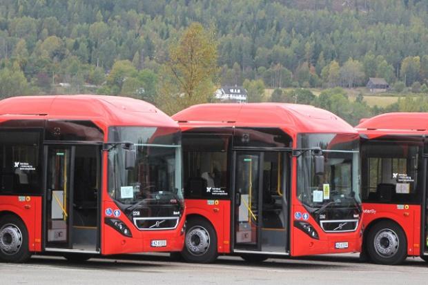 Volvo Buses: już 2 tysiące hybryd