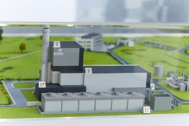 Kończy się budowa elektrociepłowni PKN Orlen we Włocławku