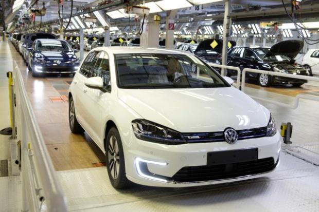 e-Golf: napęd elektryczny w produkcji wielkoseryjnej